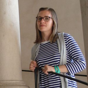 Agata Chrzanowska, art historian and professional tour guide
