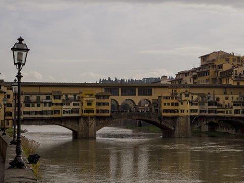 Florence city walk