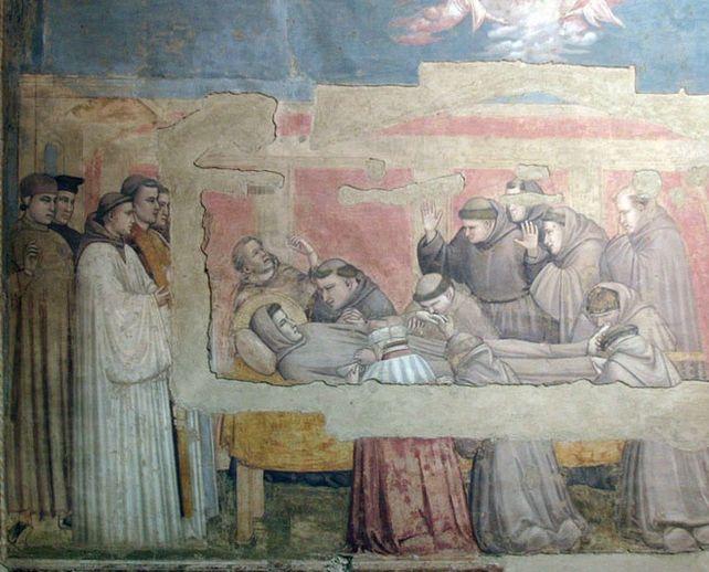 Bardi Chapel, Santa Croce, Florence
