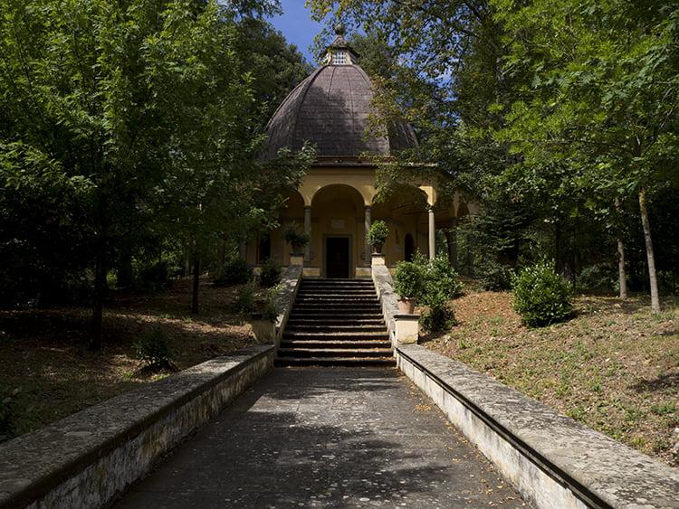 Buontalenti, Chapel, Pratolino