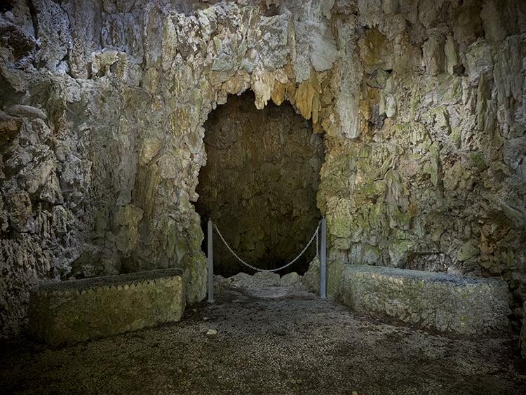 Buontalenti, Grotto del Cupido, Pratolino