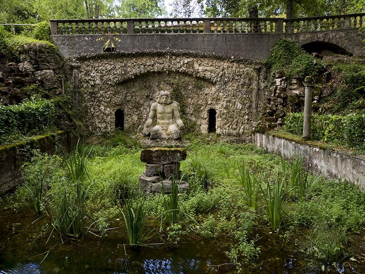 Buontalenti, Fish Pond of the Mask, Pratolino