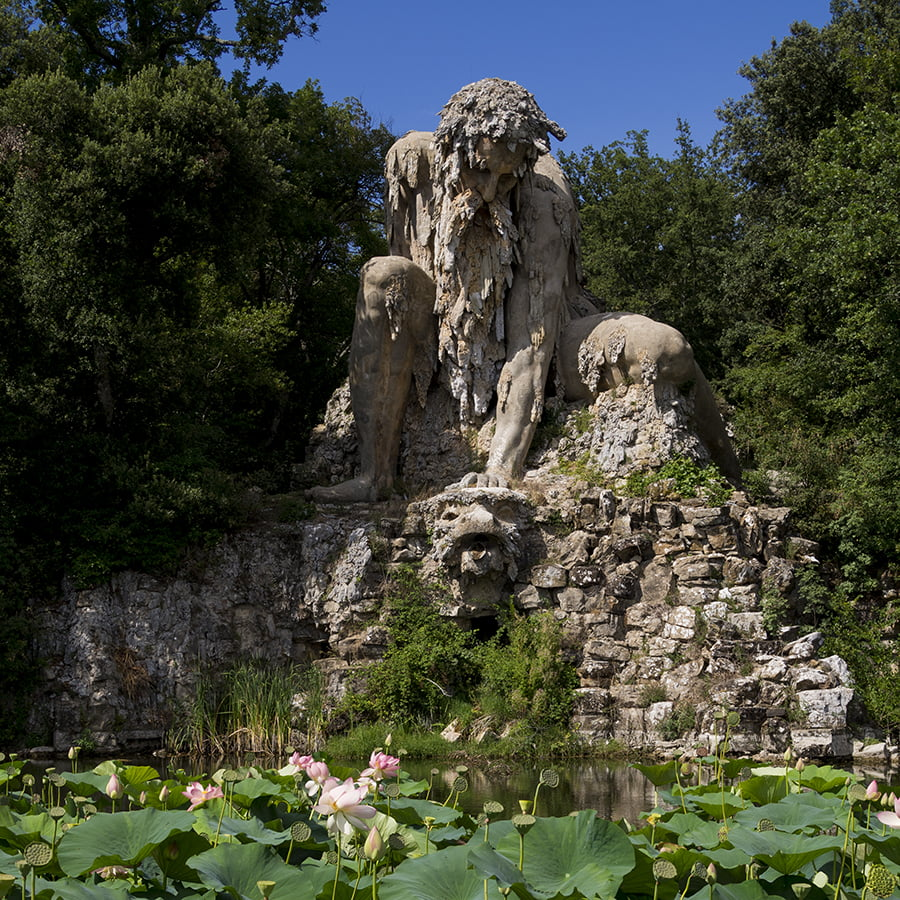 Off the beaten track in Florence, Italy – the park of Pratolino