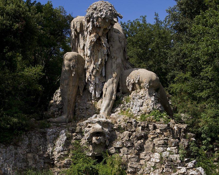 Giambologna, Apennine