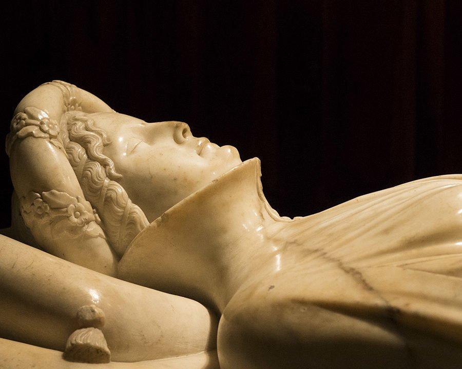 Jacopo della Quercia, Tomba dell'Ilaria del Carretto