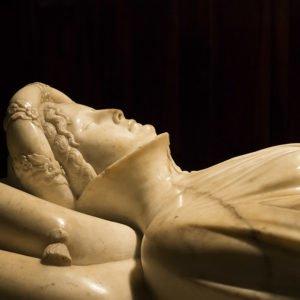 Jacopo della Quercia, Nagrobek Ilarii del Carretto
