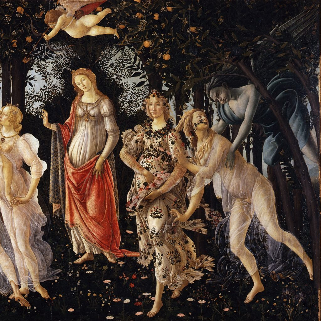 "The Mystery of Botticelli's ""Spring""!"