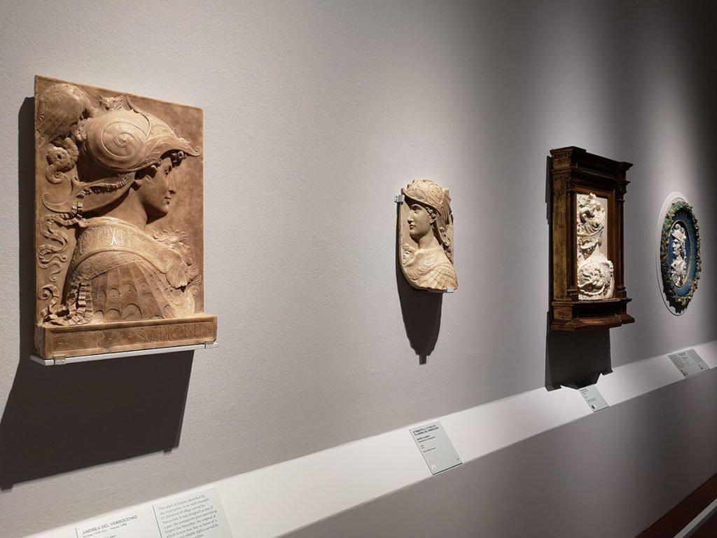 Verrocchio, Heroes of Antiquity