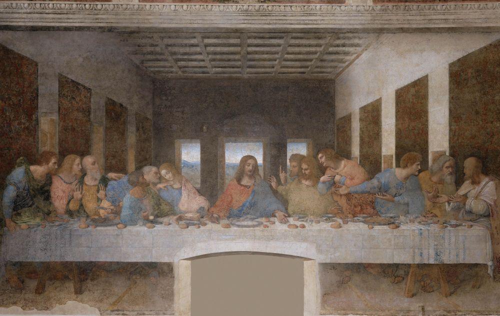 Leonardo da Vinci, Last Supper