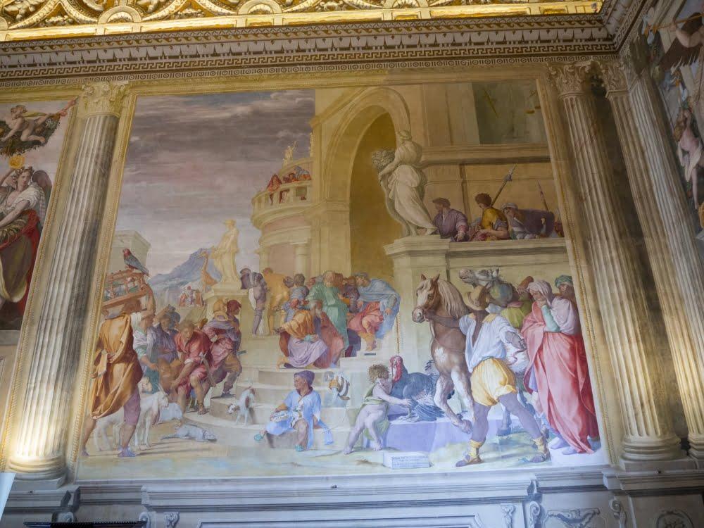 Andrea del Sarto, Triumph of Caesar