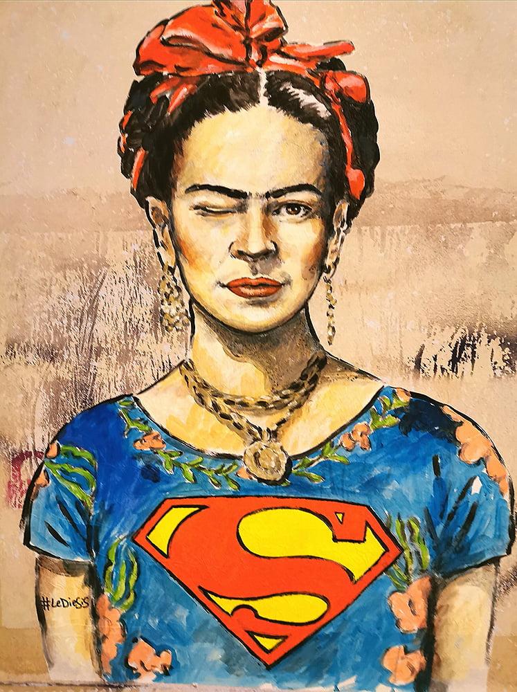 Lediesis, Frida Kahlo