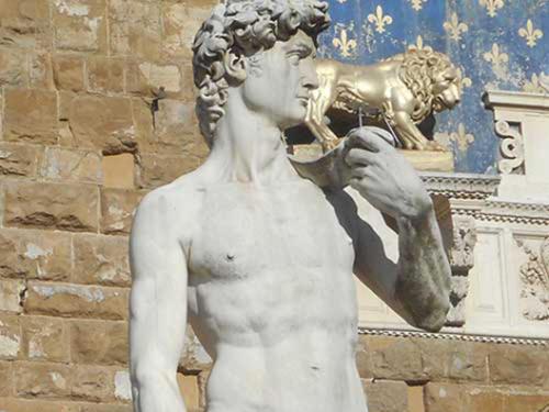 Miguel Ángel en Florencia