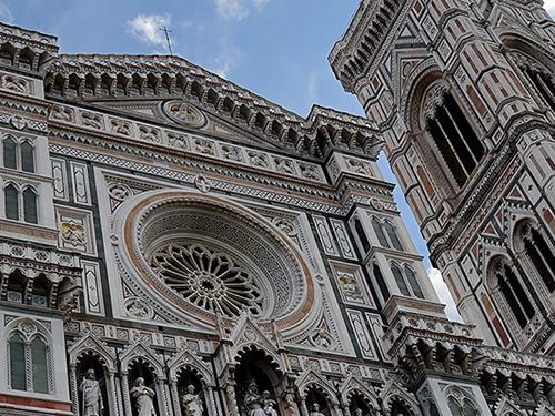 Il complesso del Duomo